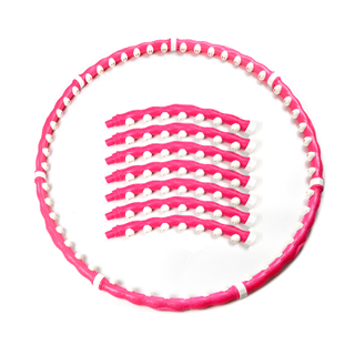 Hot sales Fitness Flexible Hula Hoop